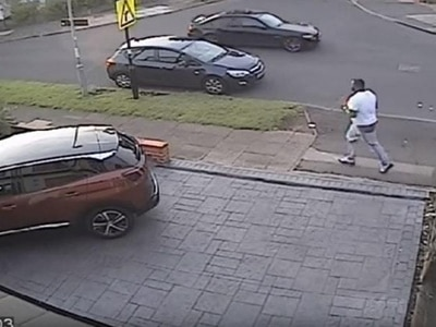 CCTV released in bid to trace man after new mother injured in hit-and-run crash