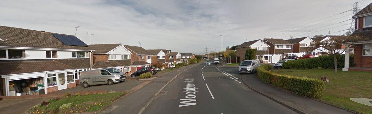 Woodbury Road. Photo: Google