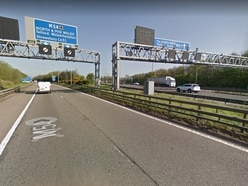 Drama as motorway closed for incident