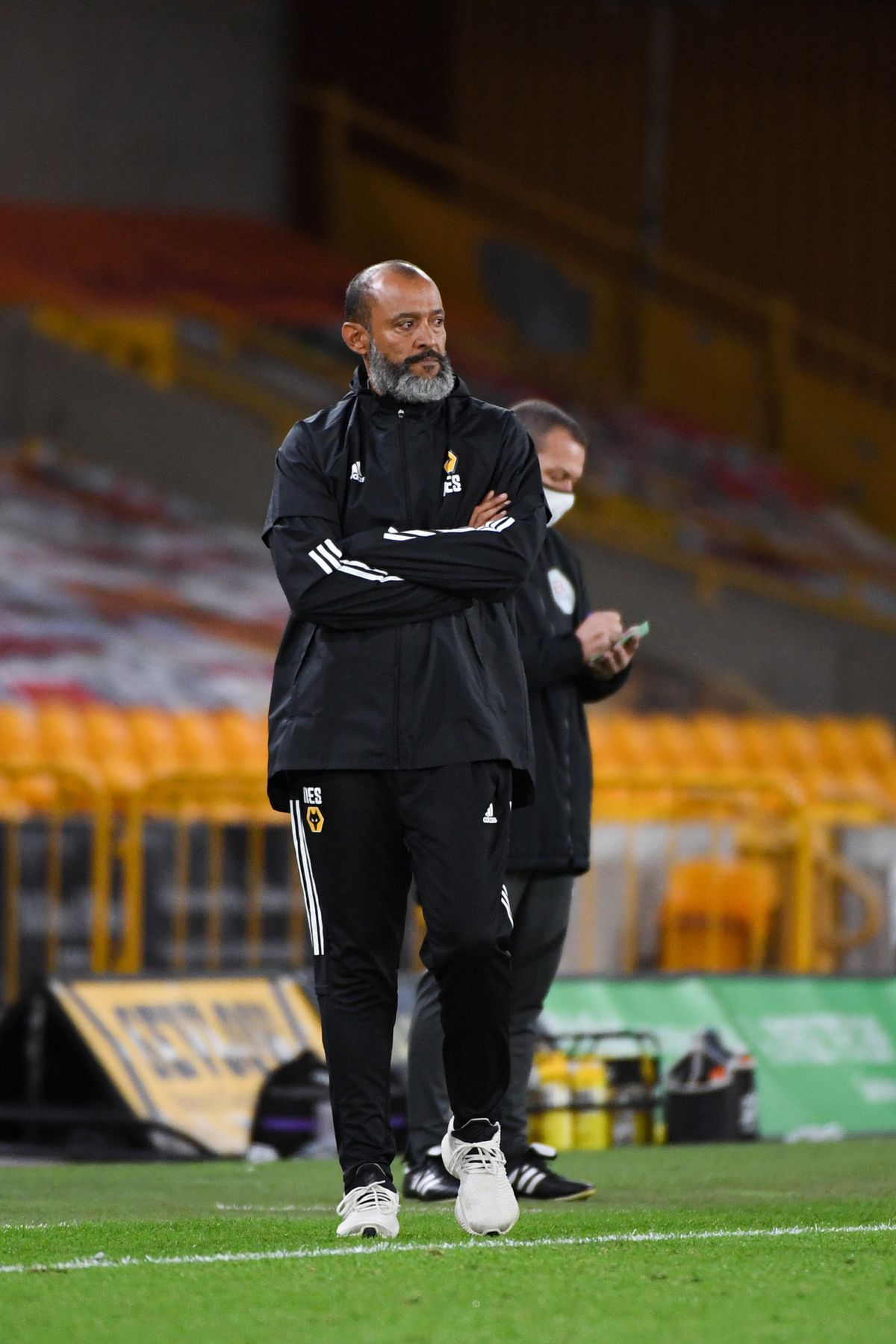 Nuno Espirito Santo the head coach / manager of Wolverhampton Wanderers (AMA)