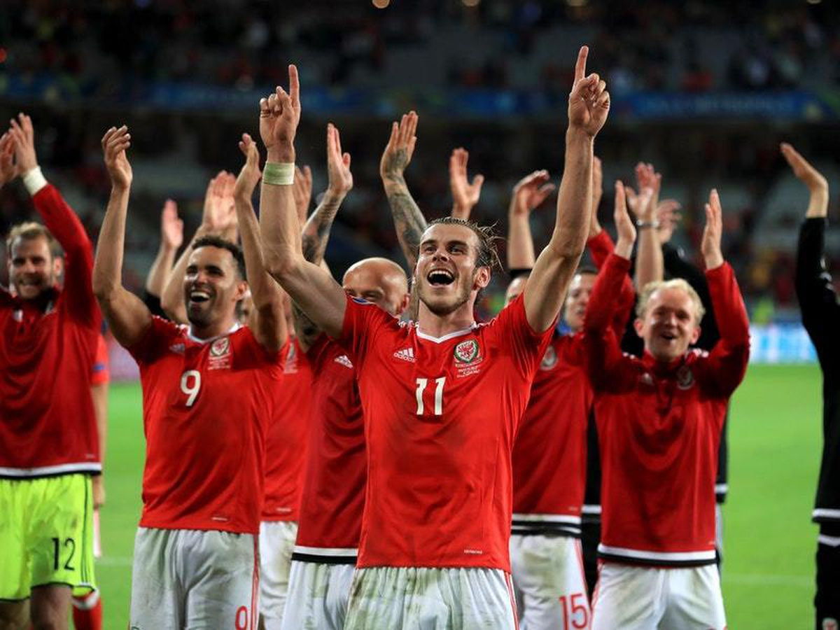Gareth Bale and Wales reached the semi-finals of Euro 2016