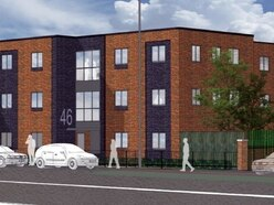 Apartment plan to rejuvenate crime-hit Walsall neighbourhood
