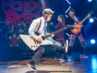 School Of Rock musical coming to Wolverhampton and Birmingham