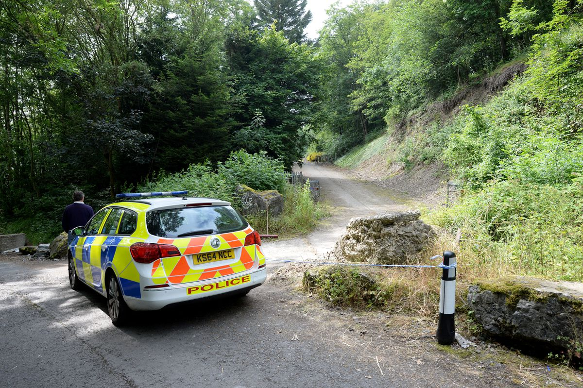 Paramedics were stood down last night but police are continuing the search