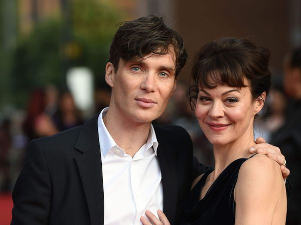 Cillian Murphy and Helen McCrory