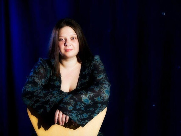 Am dram star of the week is Backstreet Theatre Company's Caroline Evans