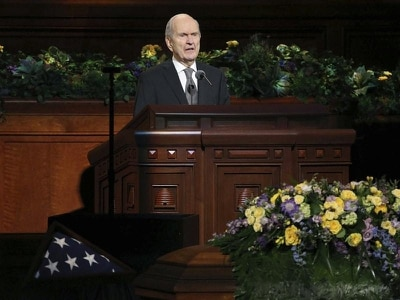 93-year-old ex-surgeon appointed Mormon church president