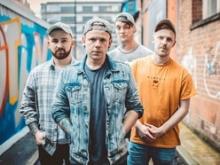 Midlands band Like Giants to play Birmingham date of Fireball tour