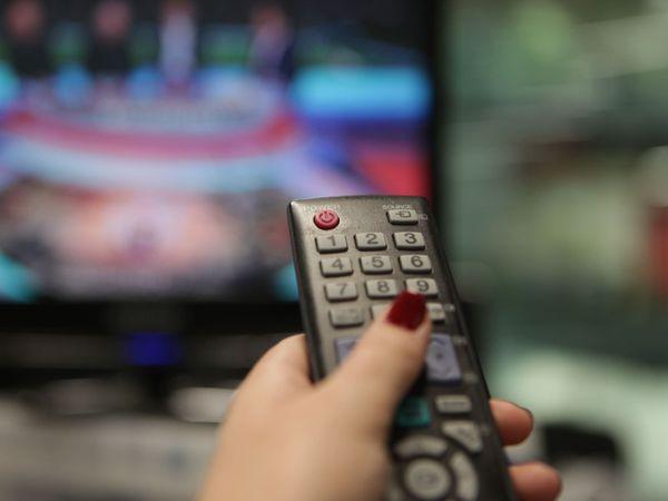 TV remote stock