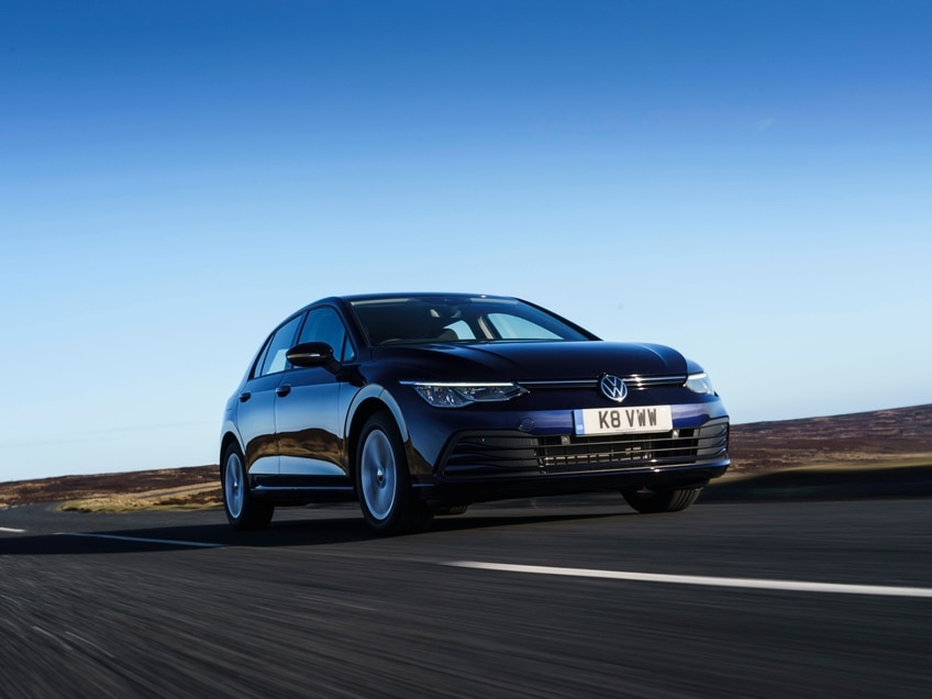 UK Drive: Volkswagen's new Golf arrives to take the fight to rivals