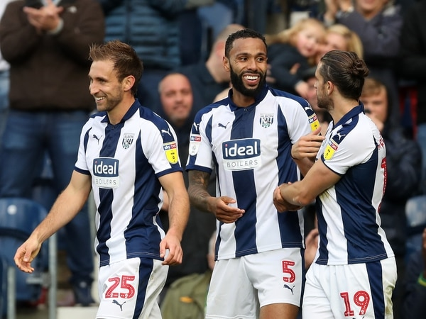West Brom 4 Reading 1 - Match highlights