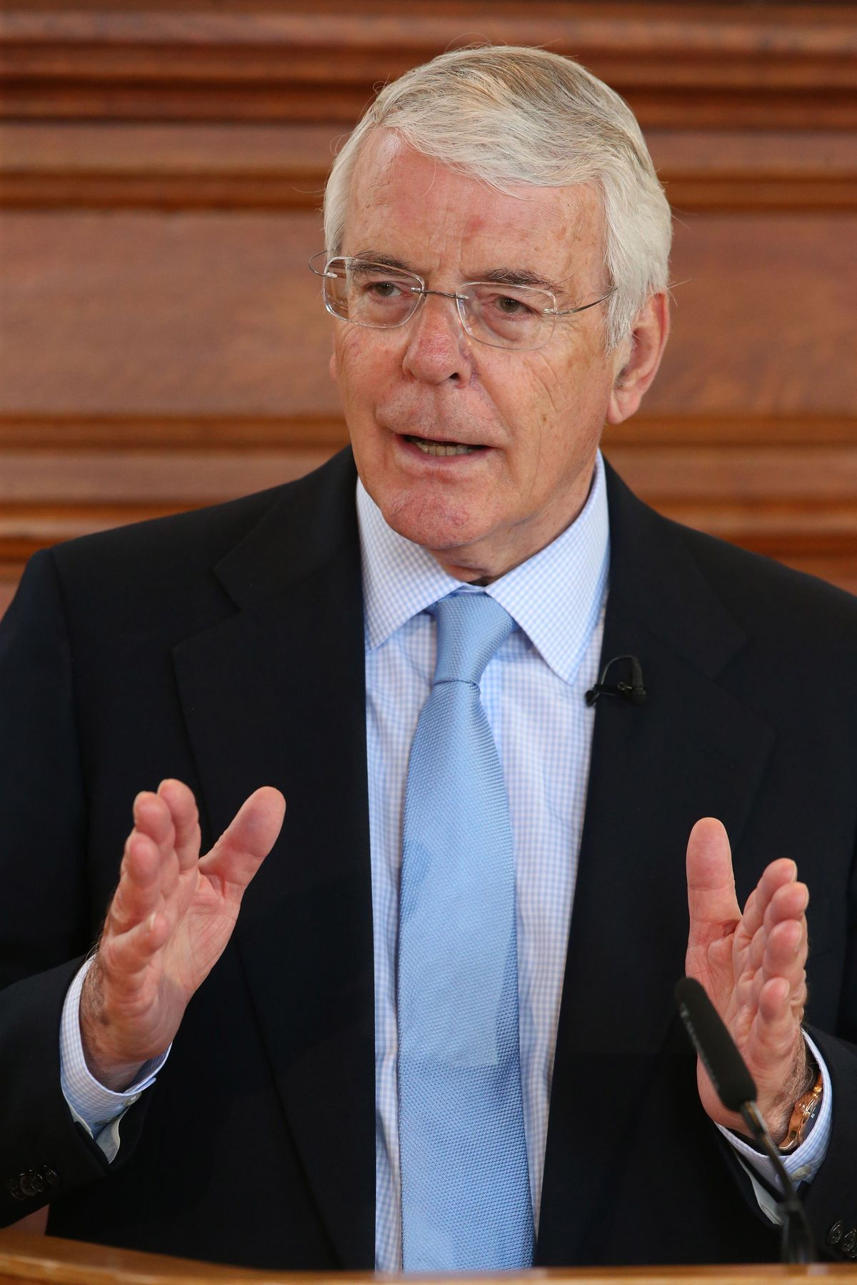 Sir John Major says Britain is no longer a Great Power