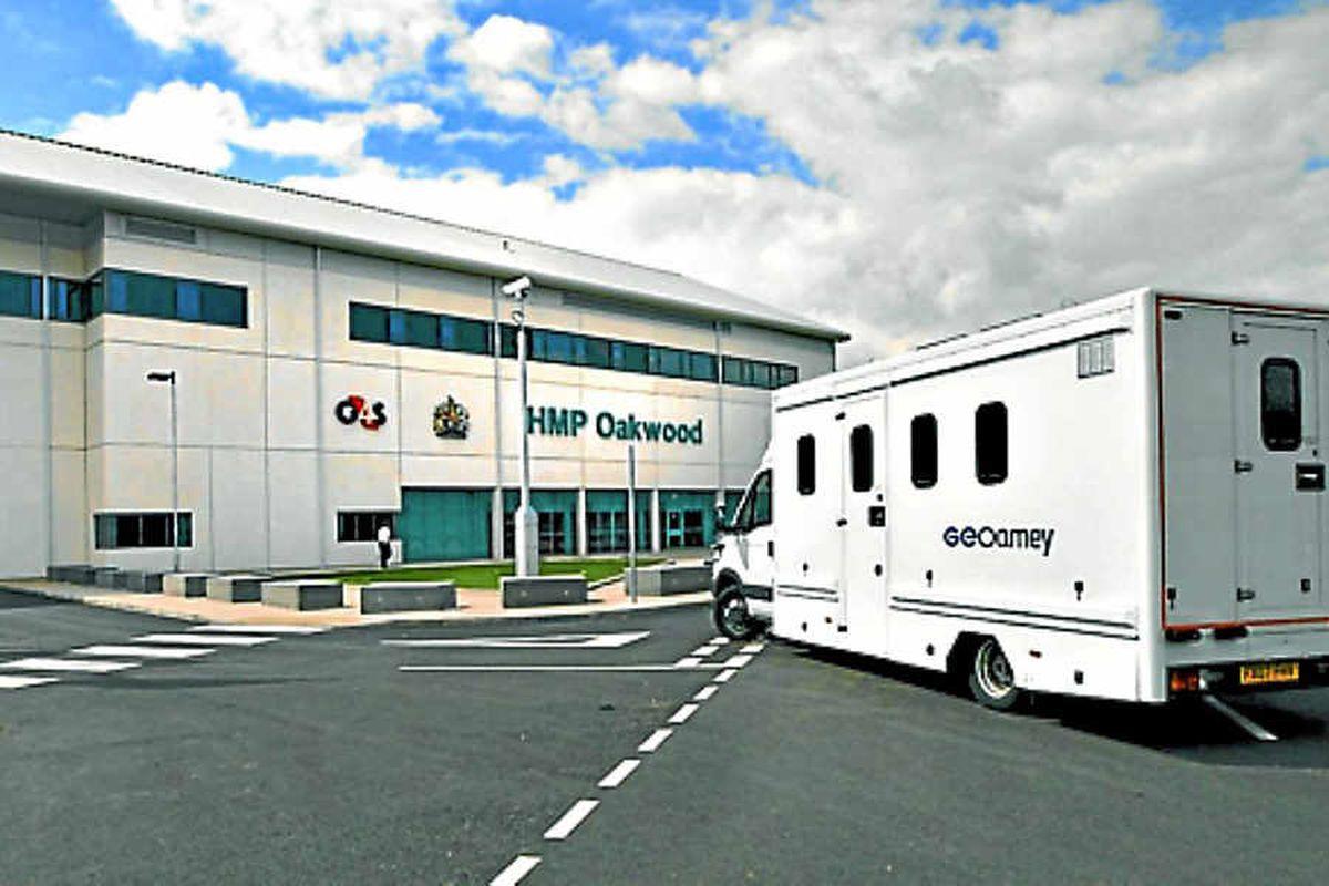 Justice Secretary Chris Grayling: HMP Oakwood is first class