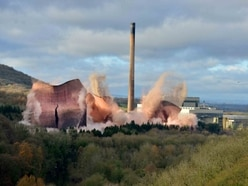 WATCH: Gone in seconds - Demolition of Ironbridge cooling towers from many angles
