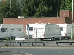 Traveller camps outlawed from Dudley car park