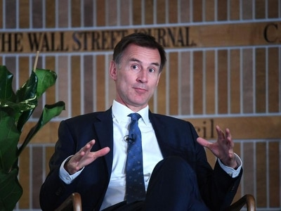 Britain helped 16 Nato countries tackle Russia cyber threat, says Hunt