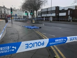 Man stabbed after fight close to Walsall nightclub