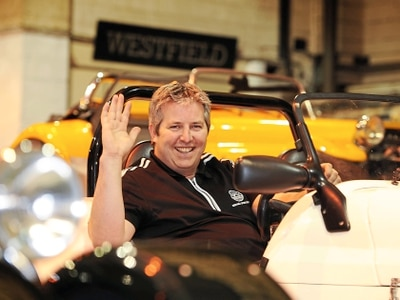 Black Country car boss named top company director in the West Midlands