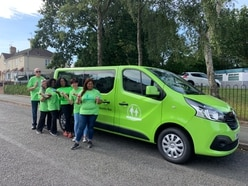 Bushbury Buddies need volunteers to drive new minibus in Wolverhampton
