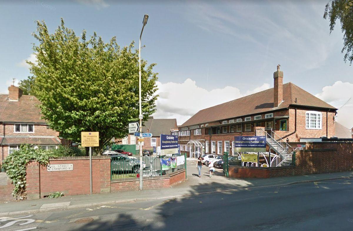 Graiseley Primary School. Pic: Google Street View
