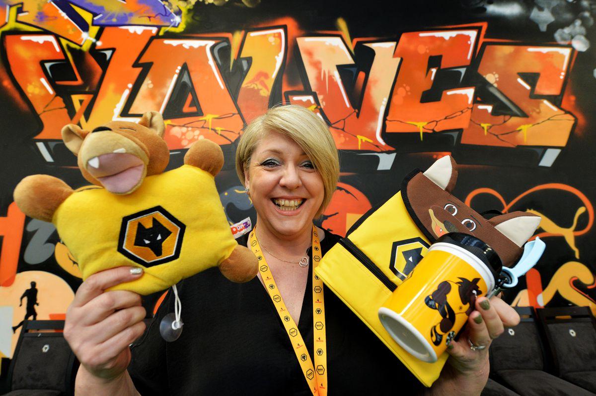 Membership manager Kerri Davies