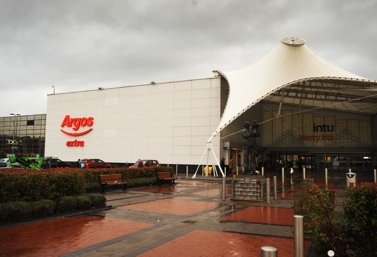 Argos will also be getting new cladding