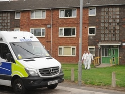 Murder probe over Willenhall flat death