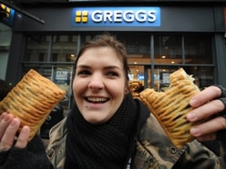 Greggs' vegan steak break praised in Wolverhampton