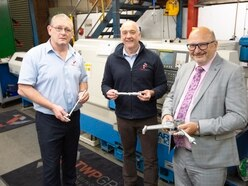Tipton manufacturer creates jobs as it brings production processes home