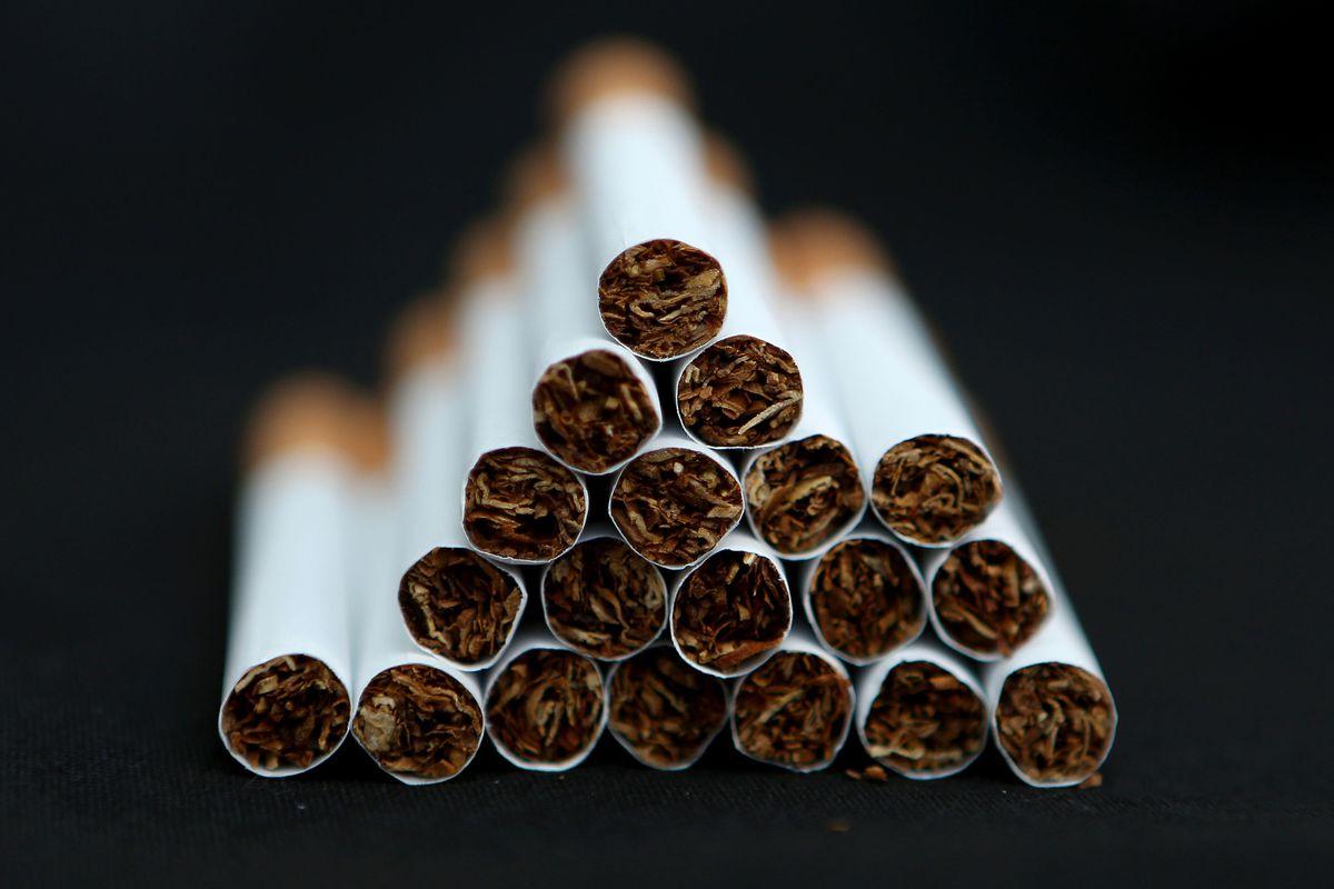 Millions of cigarettes were seized in 2017/18