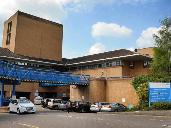 Car park plan to ease clogged roads near Cannock Hospital