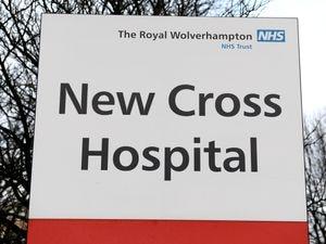 New Cross Hospital in Wolverhampton