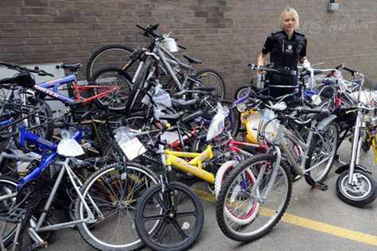Bike haul found after teen turns detective