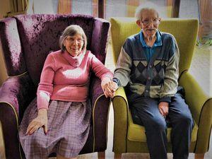 Ivor and Pansy Warren