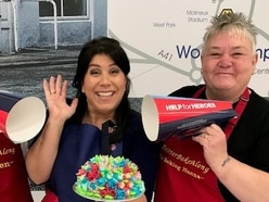 Baking fundraiser comes to Wolverhampton