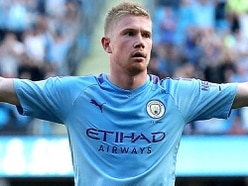 Kevin De Bruyne ruled out of Wolves' clash at Manchester City with groin injury