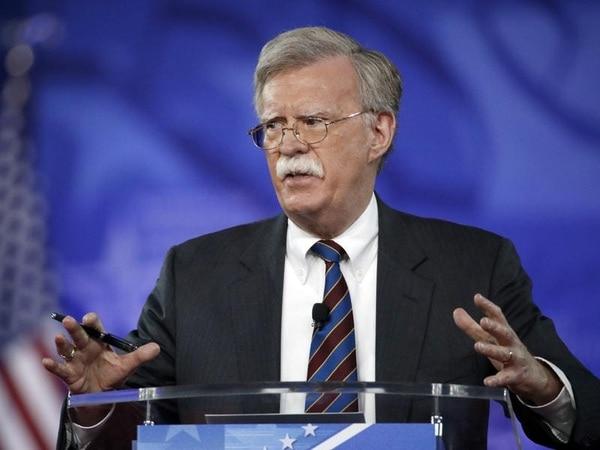 Trump replaces national security adviser McMaster with ex-ambassador