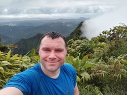 Adventurer Lee climbs 80 country high points