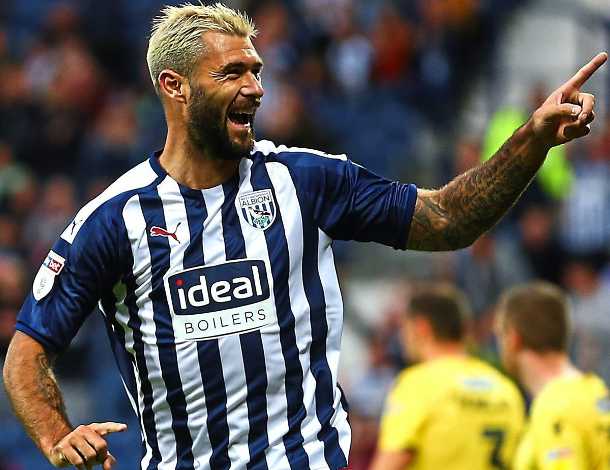 A 4m Bargain Man Who Unearthed West Brom S Charlie Austin Express Star