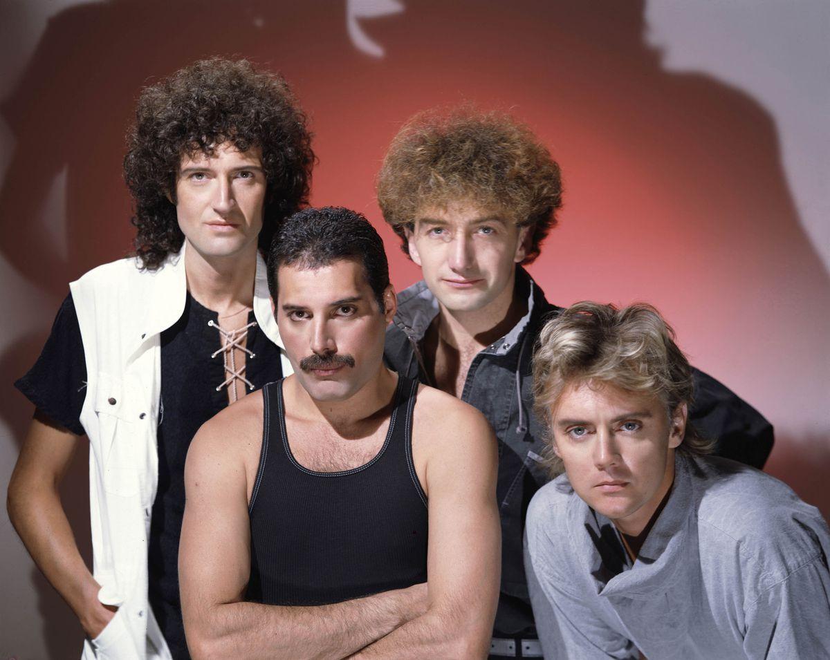 The original Queen line-up