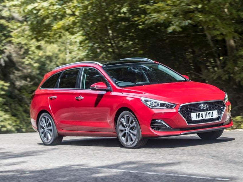 UK Drive: The Hyundai i30 Tourer is a spacious and affordable family estate car