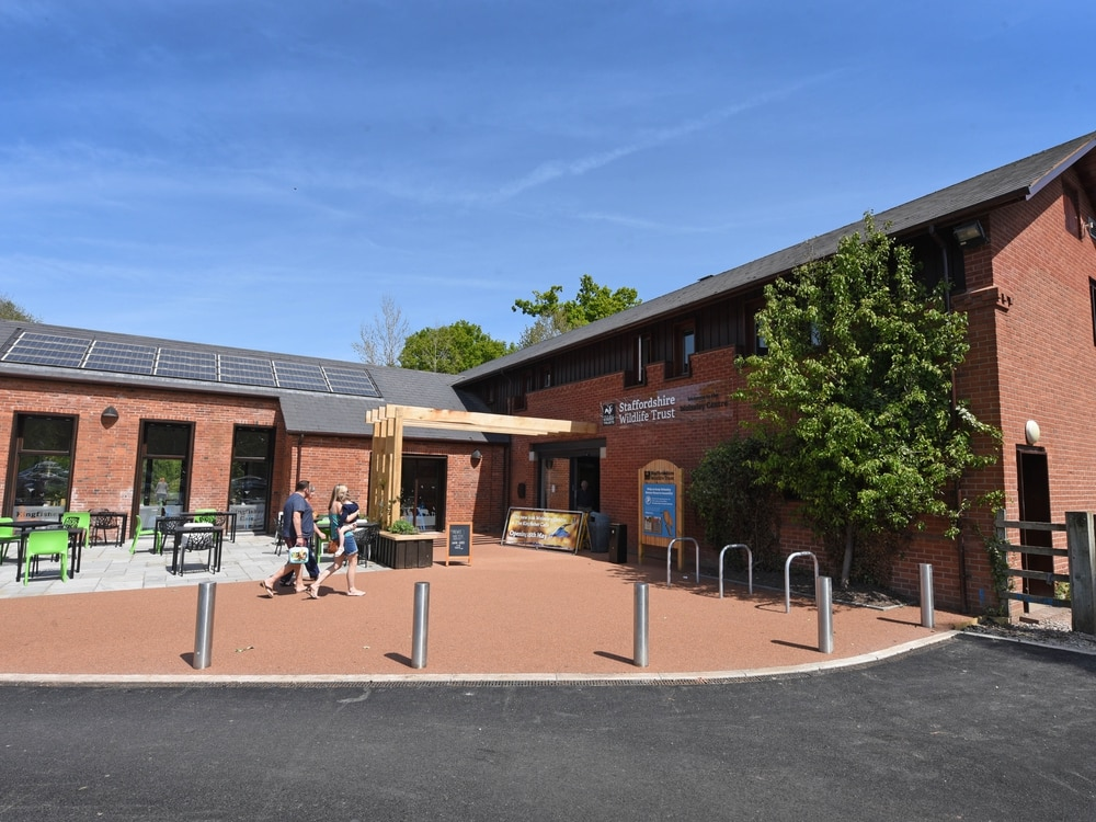 Wildlife attraction The Wolseley Centre gets VIP opening