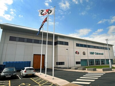 Is Oakwood next? Concerns after G4S stripped of control of crisis-hit HMP Birmingham