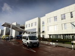 Nearly 3,000 Dudley patients left waiting for more than FOUR HOURS before being seen at A&E