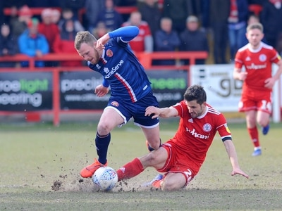 Accrington Stanley 2 Walsall 1 - Match highlights