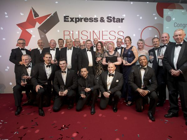 Meet the winners of the Express & Star Business Awards 2017 - PICTURES and VIDEO