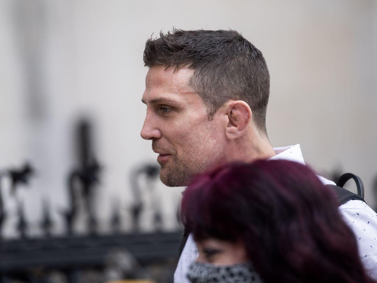 Alex Reid jailed for contempt of court