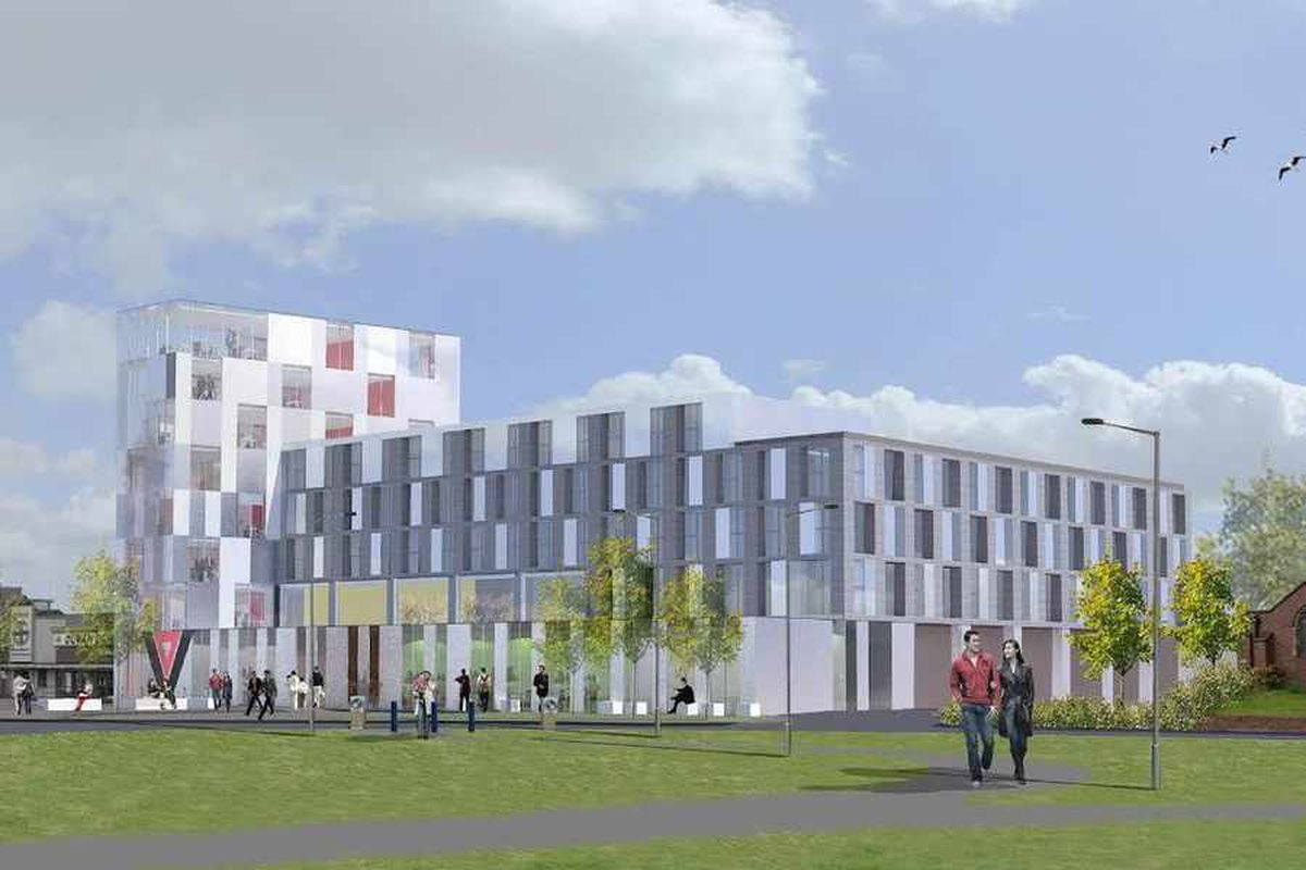 Multi-million transformation for West Bromwich YMCA