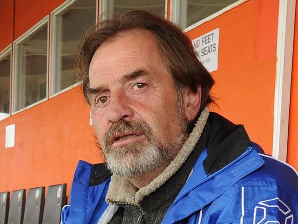 Tributes pour in for Bilston Town saviour 'marvellous' Graham Hodson