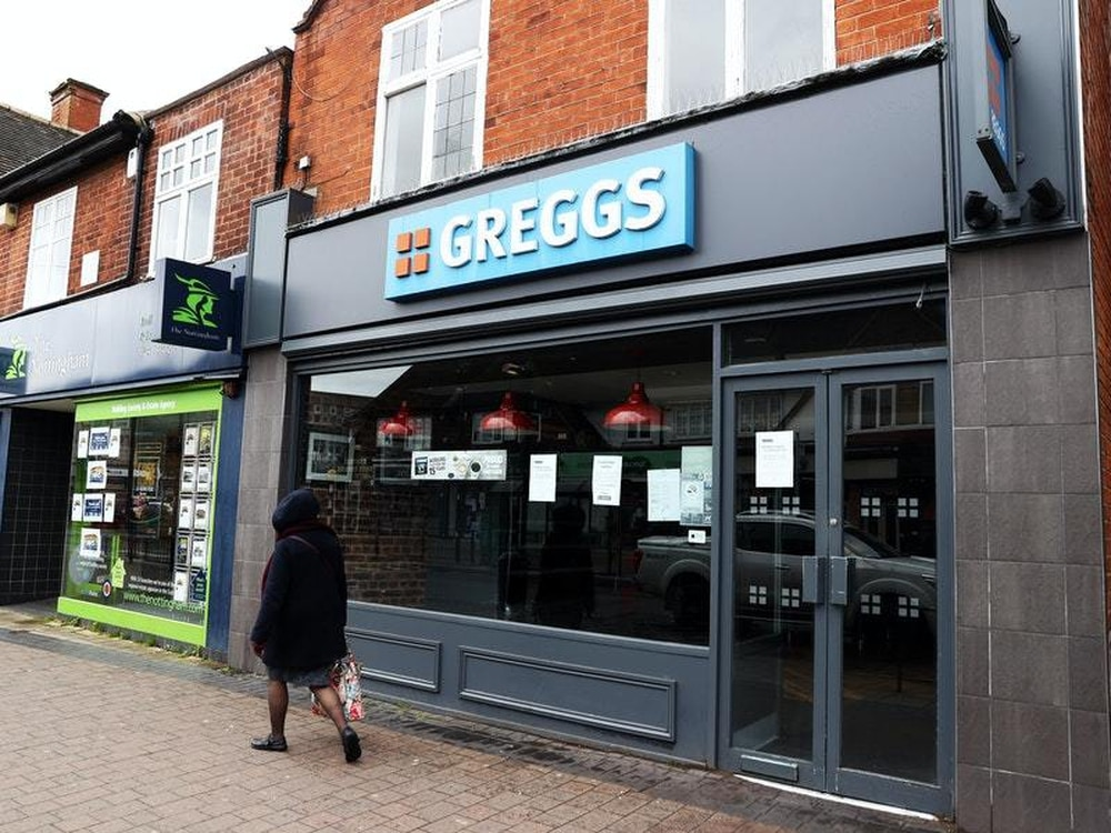 Greggs and Burger King to reopen some stores